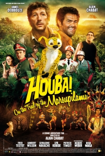 HOUBA! On the Trail Of The MARSUPILAMI