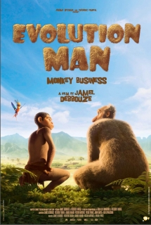 Evolution Man - Monkey Business