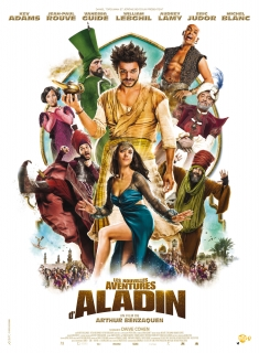 The New Adventures of Aladin