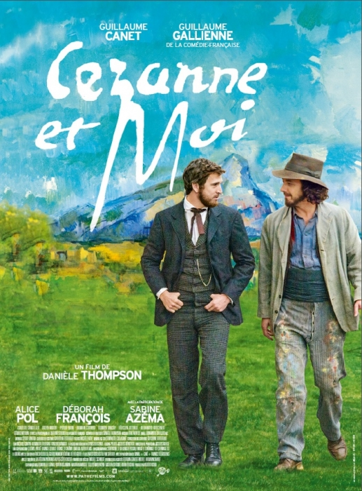 Image result for cezanne et moi
