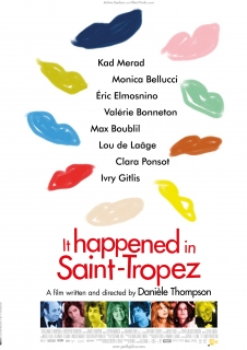It happened in Saint-Tropez